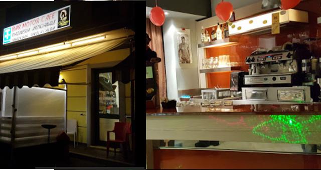 "Rapina al Bar ""motor cafè"" di Sarezzo"