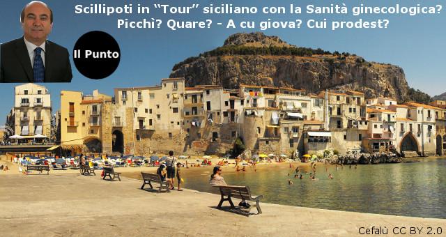 Scillipoti in Tour siciliano- Cefalù (CC BY 2.0)