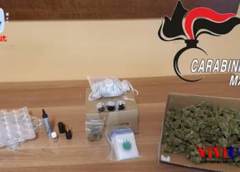 Sequestro droga a Curtatone, 3 beccati dai Carabinieri