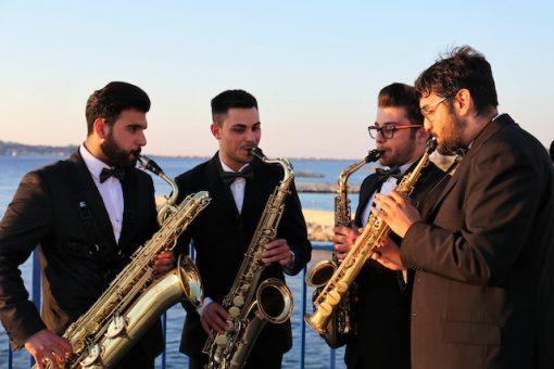 Trinacria Saxophone Quartet