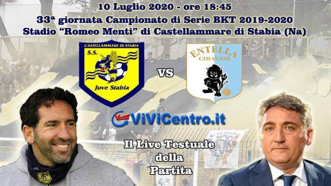 juve stabia virtus entella
