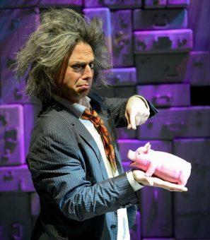 Francesco Scimeni - Grande illusionismo comico al Teatro Scoperto