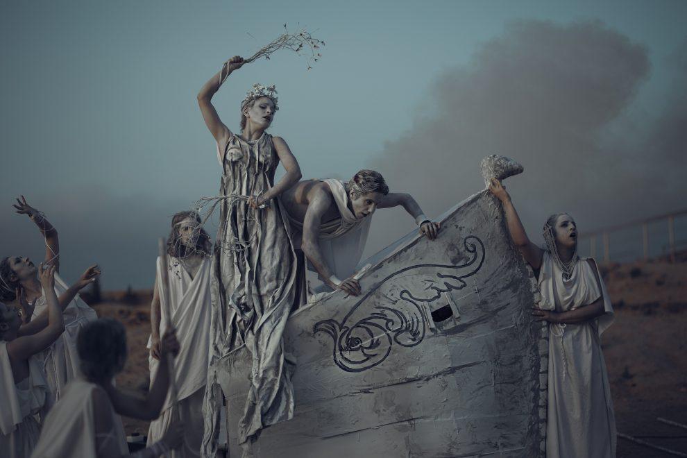 """Alba al Teatro Antico di Taormina insieme agli Dei - """"Al passo coi Templi"""""""