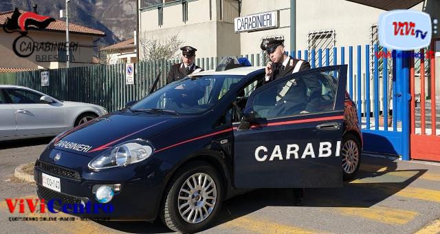 Picchia la moglie, arrestato dai Carabinieri Brescia