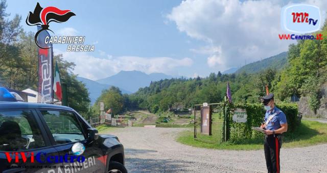 Carabinieri delle Stazioni di Edolo e Vezza d'Oglio (BS), arrestato 53enne di Sonico