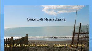Concerto di musica classica a Ladispoli
