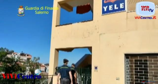 Fallimento Yele S p a , operazione 'Piazza Pulita'