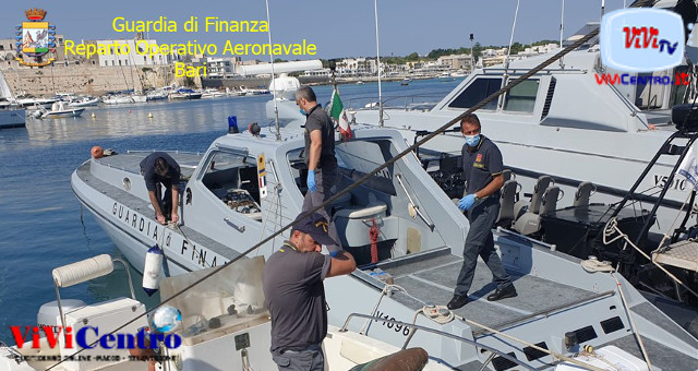 GdF ROAN, Reparto aeronavale Bari