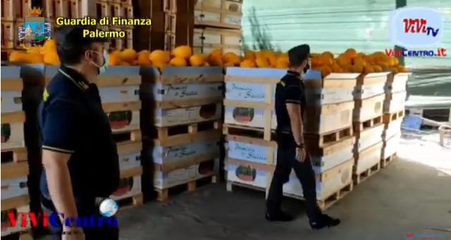 La Guardia di Finanza ha sequestrato un capannone