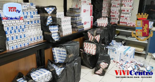 Porta Nolana: sequestrati circa 280 kg di TLE, un 48enne arrestato