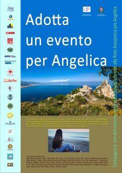 """Campagna di sensibilizzazione """"Adotta un evento per Angelica"""""""