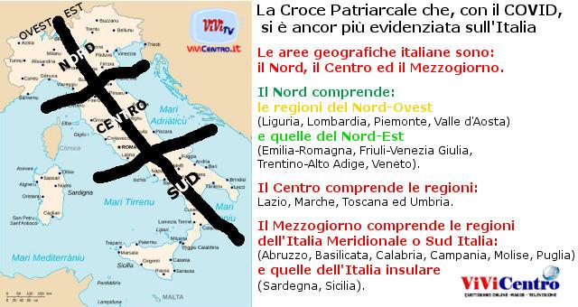 La Croce Patriarcale che pesa sull'Italia ed i governanti