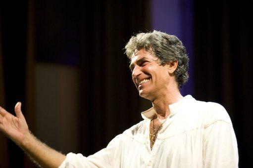 Raccontare gli italiani attraverso la Sicilia - il Recital di Gianfranco Jannuzzo