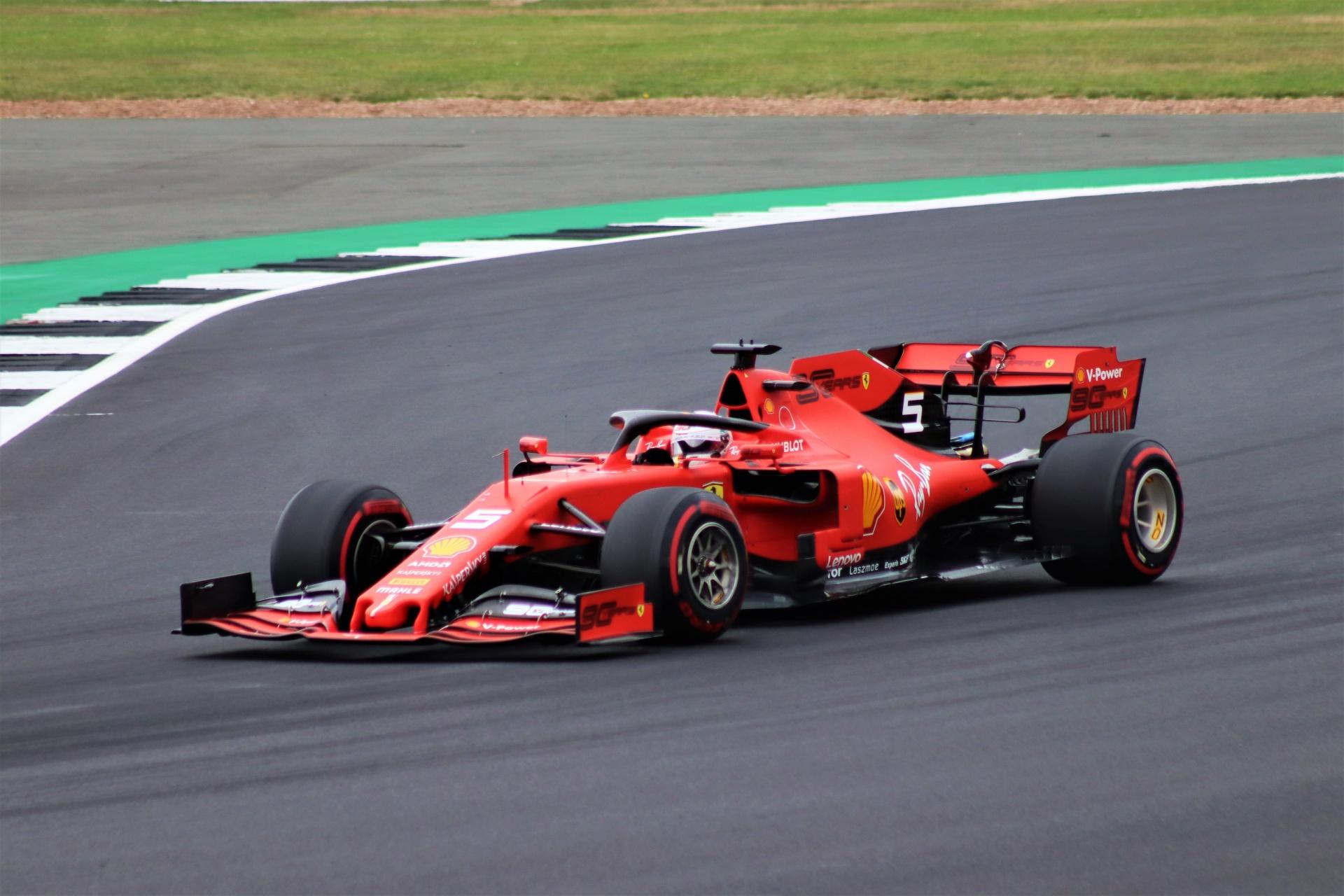 F1 Ferrari,Sebastian Vettel