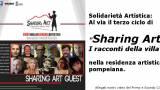 Sharing Art - I racconti della villa