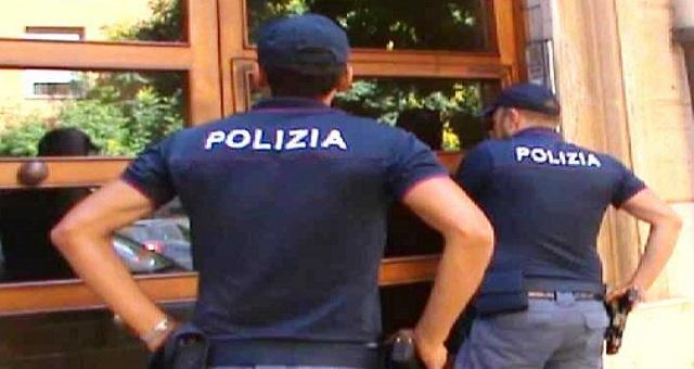 40 enne pregiudicato, ladro funambola, fermato dalla Polizia di Stato