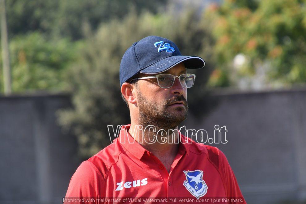"""Real Poggiomarino, Liguori: """"Pianura squadra favorita per il campionato"""""""