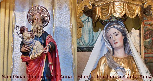 9 Settembre, San Gioacchino e Sant' Anna