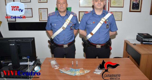 Arrestato un quarantaquattrenne marocchino per spaccio di droga