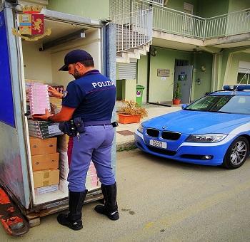 La Polizia di Stato: arresto per spaccio di stupefacenti