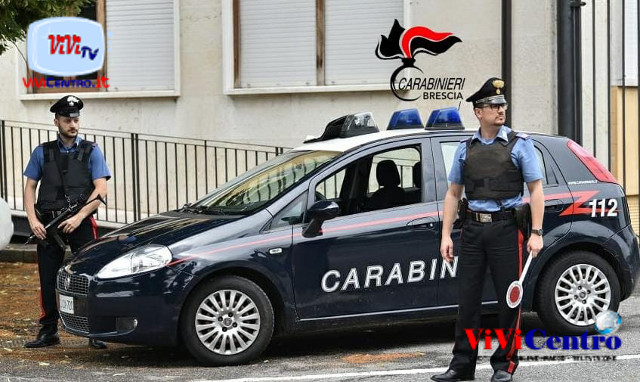 Carabinieri Manerbio, arrestata pusher