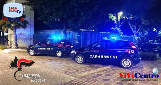 Controlli a BS nei quartieri Carmine, Sanpolino, Via Milano, Stazione