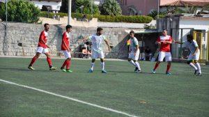 Coppa Italia- Real Forio la beffa arriva al 95', il Virtus Campania passa 2-1