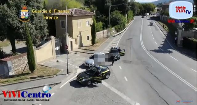 Firenze–Prato Intercettati 10 kg di cocaina per 1 milione di euro
