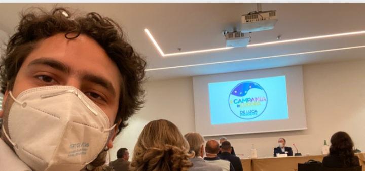 Francesco Somma +Campania in Europa LISTA CANDIDATI