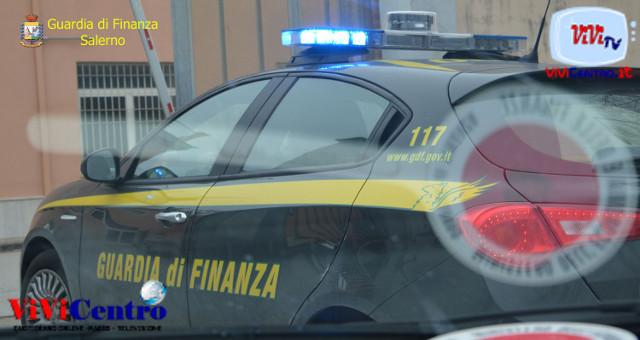 """Guardia di Finanza Salerno, ennesimo """"furbetto"""""""