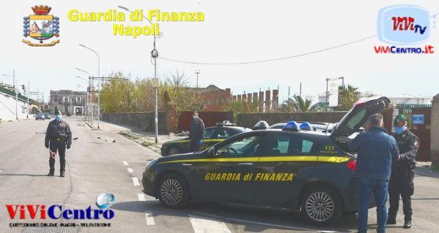 Guardia di Finanza Bilancio Controlli anti-Covid mese di Agosto