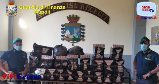 Guardia di Finanza di Napoli arresta pluripregiudicato