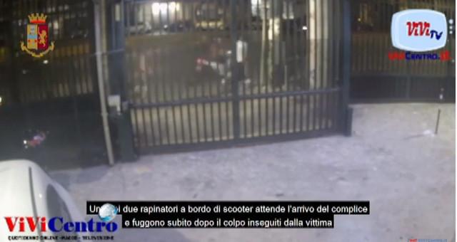 Squadra Mobile esegue Ordinanza Custodia Cautelare