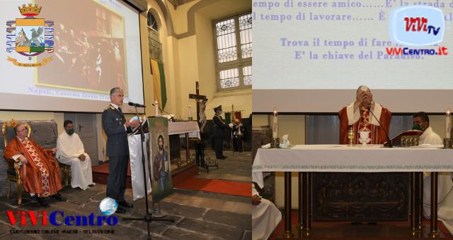 Festività di San Matteo: Patrono del Corpo della Guardia di Finanza