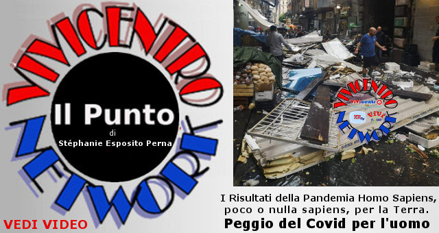 Le conseguenze del maltempo in Campania, ma anche in tutto il mondo