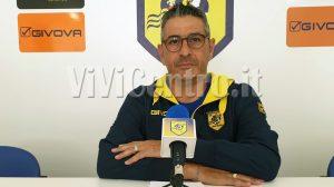 Juve Stabia Pasquale Padalino Allenatore