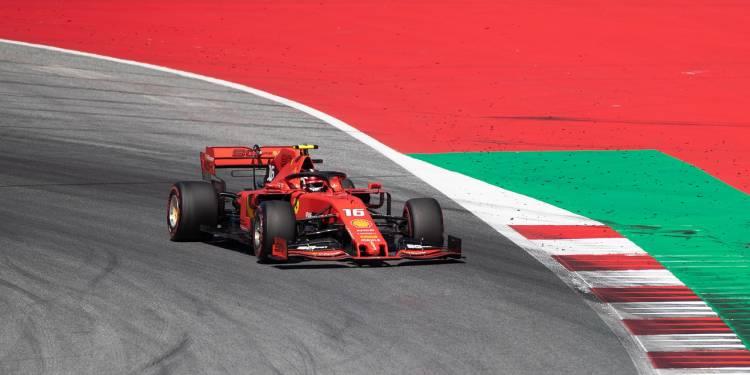 Ferrari Leclerc F1 GP Formula Uno