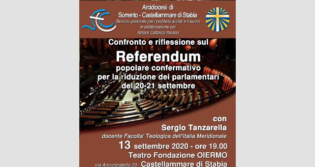 O.I.E.R.M.O un momento di confronto sul Referendum a Castellammare