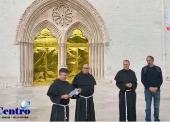 Per la Giornata del Migrante, oggi a San Francesco l'Oro della povertà