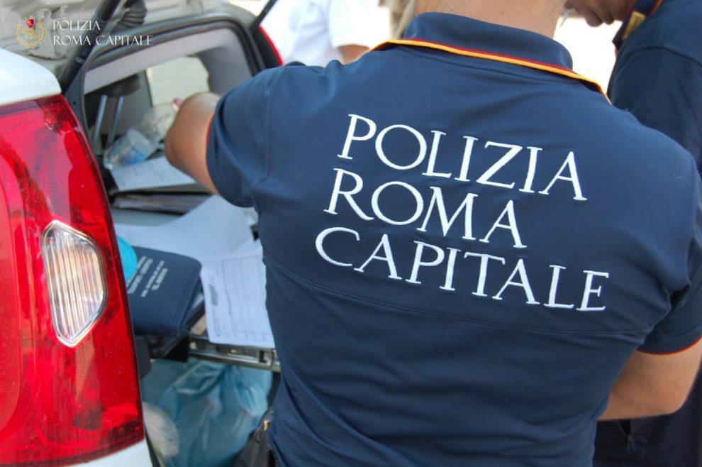 Legalità e decoro nella Capitale: gli interventi della Polizia Locale di Roma