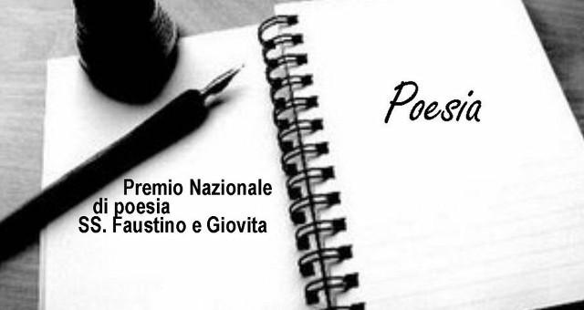 Civiltà bresciana, Premio nazionale di poesiass. Faustino e Giovita