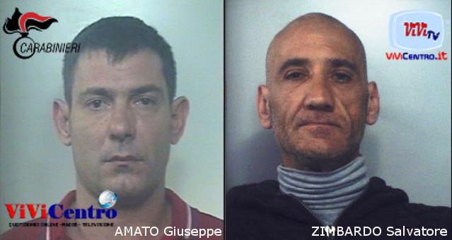 arrestati poiché in estate si erano affrontati con armi in pugno