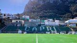 Eccellenza: Racing Capri-Real Forio si gioca sabato alle 14:00