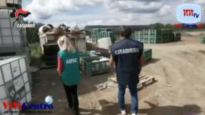 carabinieri fiume sarno controlli