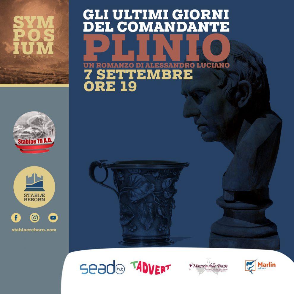 """Via al """"Symposium Stabiarum"""": """"Gli ultimi giorni del comandante Plinio"""""""