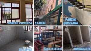 scuole castellammare anti-covid adeguamento