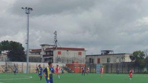 Coppa Italia- Procida la beffa arriva nel finale, il Chiaiano vince 3-1
