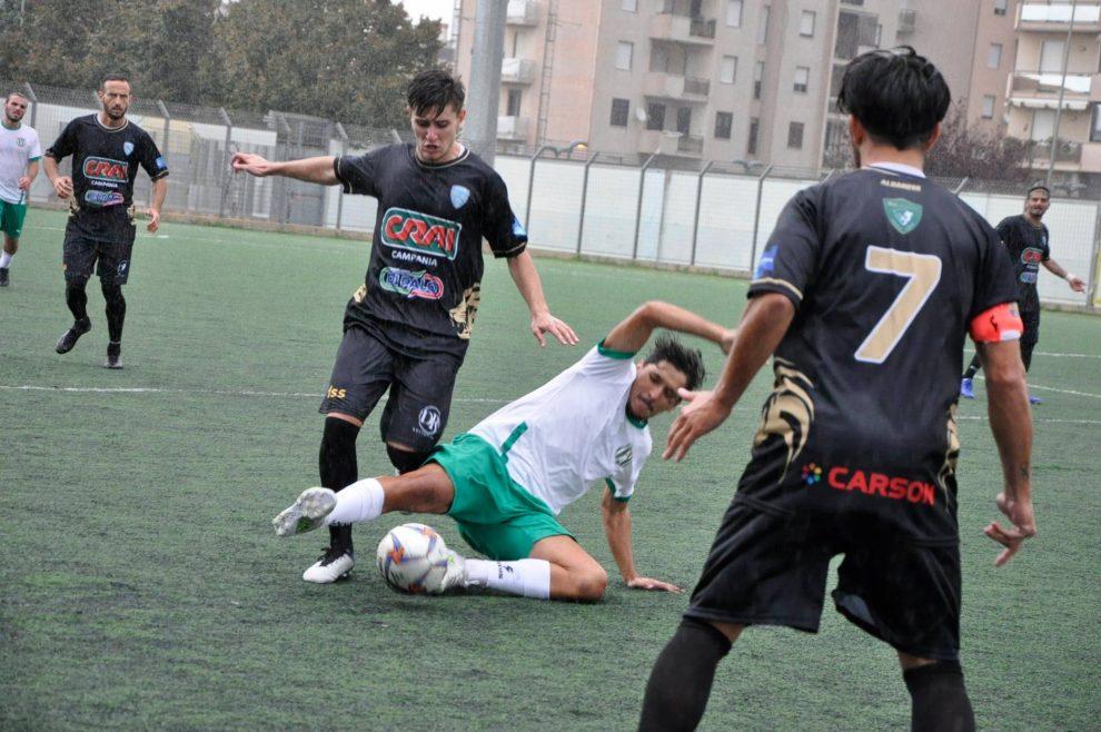 Eccellenza- Il Real Forio cade 3 volte sotto i colpi dell'Albanova