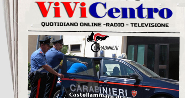 33enne stabiese posto ai domiciliari a Castellammare di Stabia per rapina
