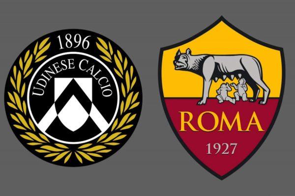 Udinese Roma- Pedro